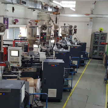 Manufacturing Unit of Ikon Moulder